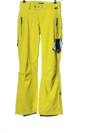 Matador Kombinezon na śnieg bladożółty W stylu casual