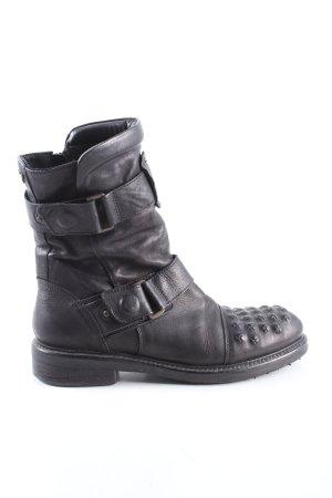 Matchless Korte laarzen zwart casual uitstraling