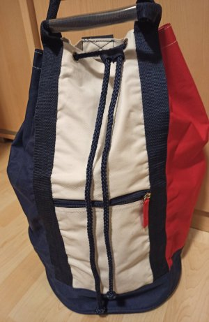 Pouch Bag red-blue