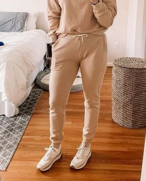 Mate the Label Sweat Pants multicolored cotton