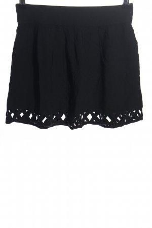 material girl Minirock schwarz Elegant