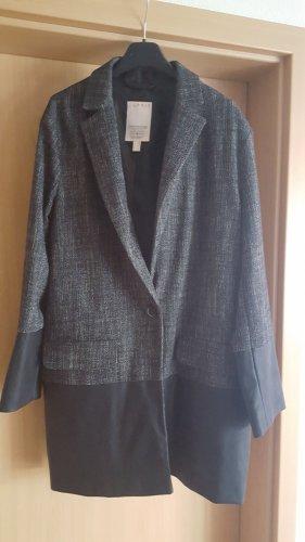 Edc Esprit Between-Seasons-Coat black-grey