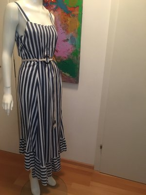 Matrosen Look Kleid Marine ital Boutique Kordel wie Gaultier Small