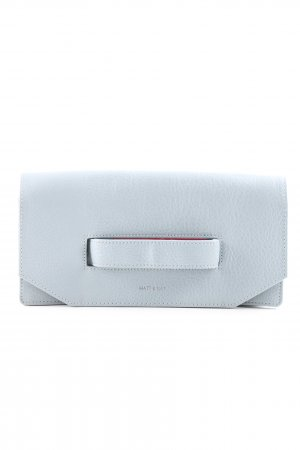 Matt & Nat Clutch blau Elegant