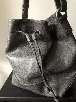 Matt&Nat Handtasche (Bucket Bag)/grau (vegan)