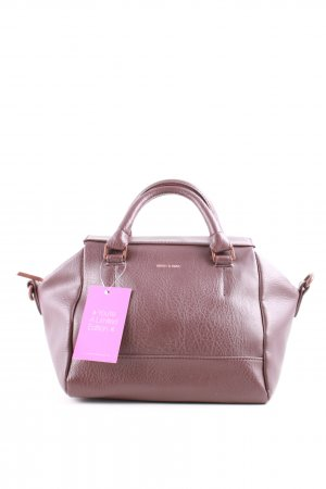 Matt & Nat Handtasche pink Business-Look