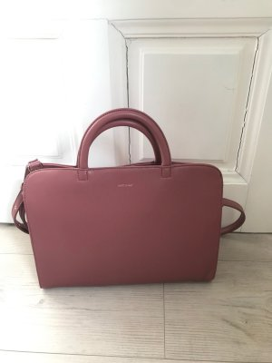 Matt & Nat Handtasche in Mauve