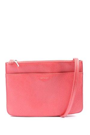 Matt & Nat Mini sac rose style décontracté