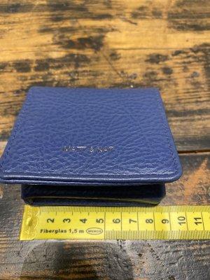 Matt & Nat Portemonnaie, blau, neuwertig, Geldbörse