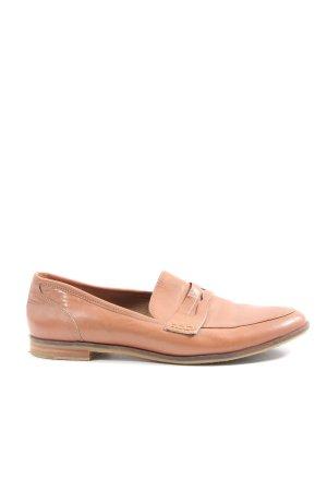 Mattea Identita Italia Zapatos formales sin cordones nude estilo «business»