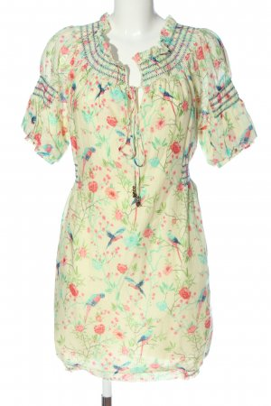 Matthew Williamson for H&M Shortsleeve Dress allover print casual look