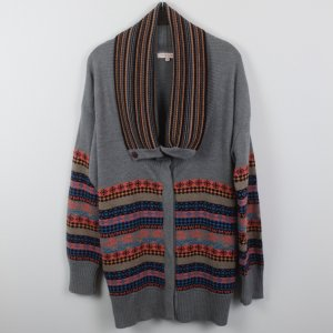 MATTHEW WILLIAMSON Strickjacke Cardigan Gr. 40 oversized (18/10/022*)