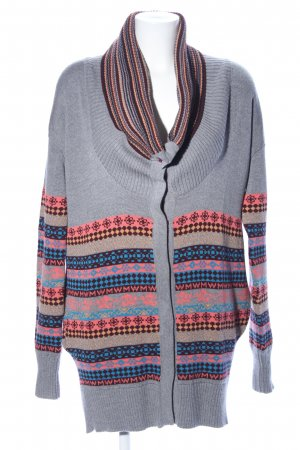 Matthew williamson Strickjacke grafisches Muster Business-Look