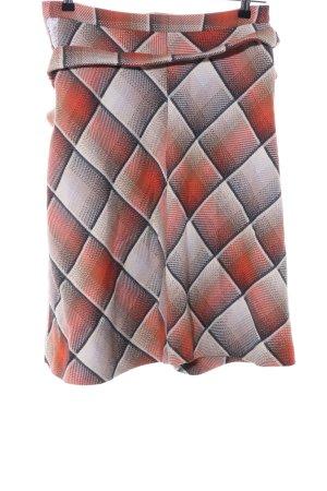 Matthew williamson Jupe en laine motif à carreaux élégant