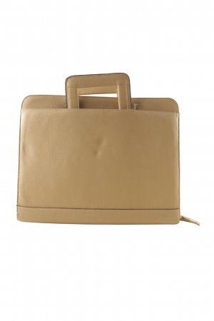 Matties Laptop bag nude business style