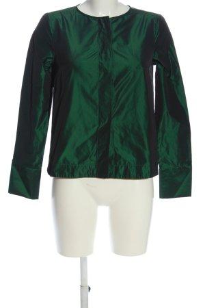 Mattina Camicia blusa verde stile casual