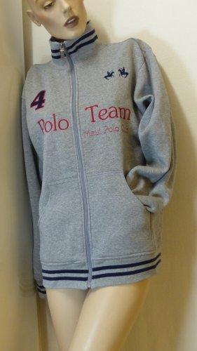 Maui Sports Polo-Team Sweatjacke, Gr. M