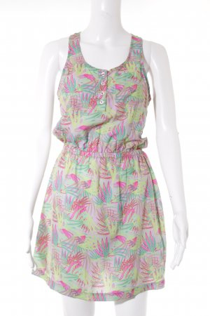 Maui Wowie Minikleid florales Muster Casual-Look