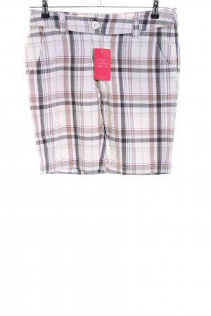 Maui Wowie Shorts Karomuster Casual-Look