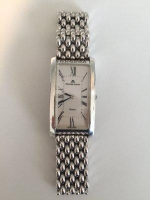 Maurice Lacroix Montre avec bracelet métallique argenté