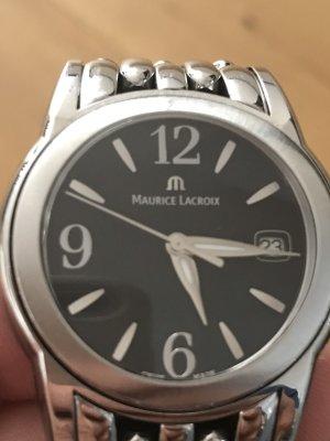 Maurice Lacroix Uhr neue Batterie voll funktional Faltschliesse