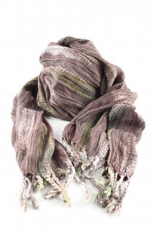 Maurices Fringed Scarf color gradient casual look