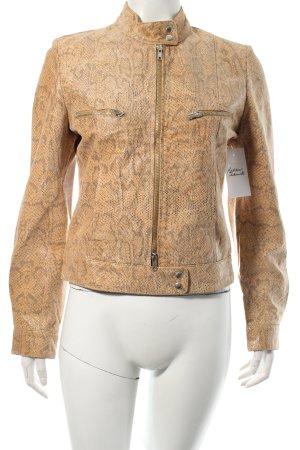 Mauritius Biker Jacket nude-brown