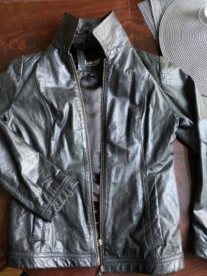 Mauritius Leather Jacket black