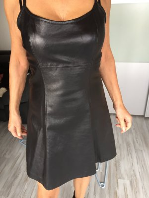 Mauritius Leather Dress black