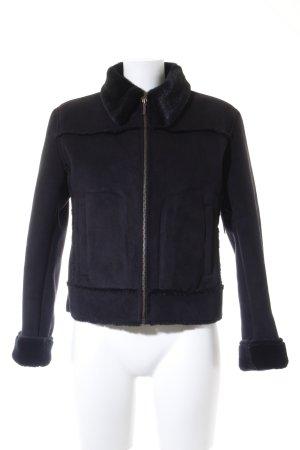 Mauritius Winter Jacket black casual look
