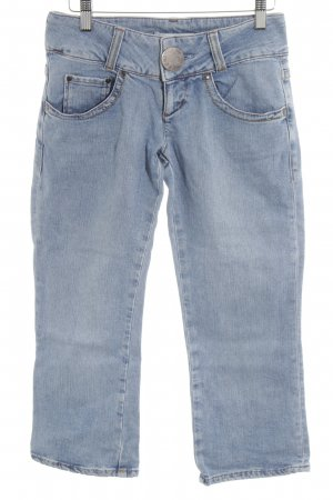 Mavi 3/4 Jeans himmelblau Casual-Look