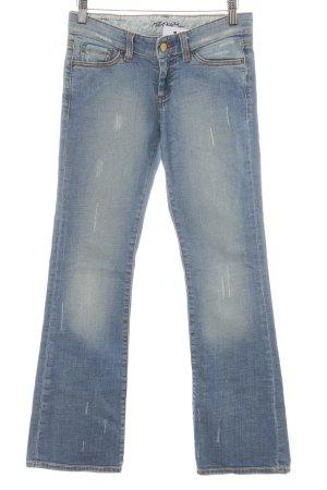 "Mavi Boot Cut Jeans ""ZOE"" kornblumenblau"