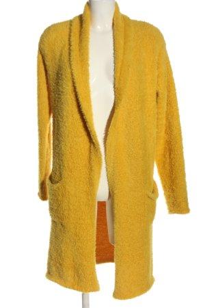 Mavi Cardigan giallo pallido stile casual