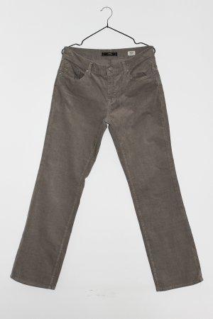 Mavi Pantalón de pana marrón grisáceo