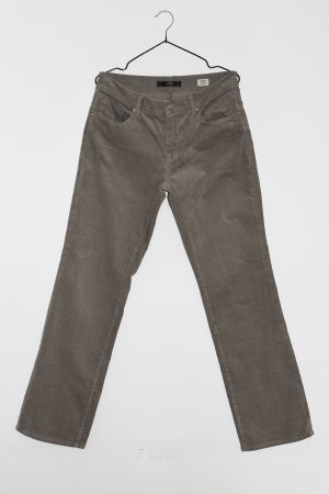 Mavi Corduroy Trousers grey brown