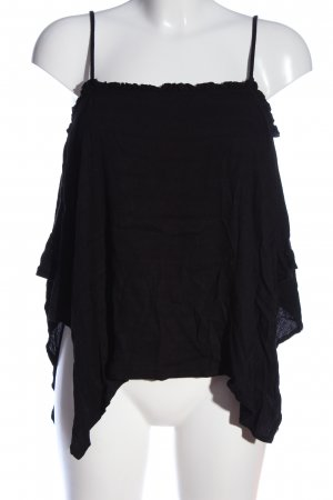 Mavi Blusa Crash nero stile casual