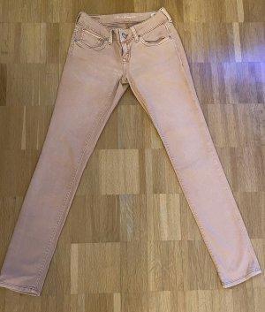 Mavi Damen Jeans in apricot Gr. 26/32