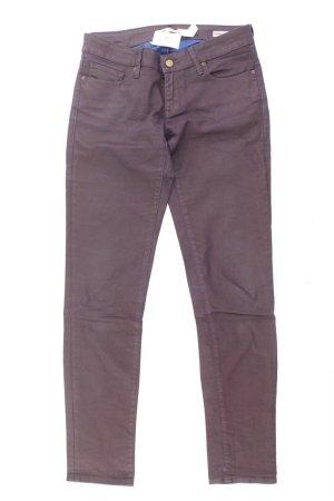 Mavi Pantalone cinque tasche lilla-malva-viola-viola scuro Cotone