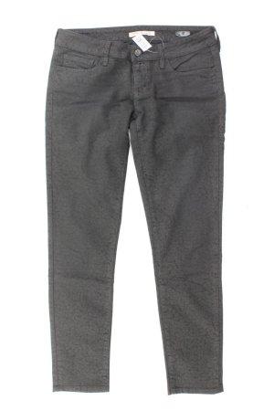 Mavi Five-Pocket Trousers black cotton