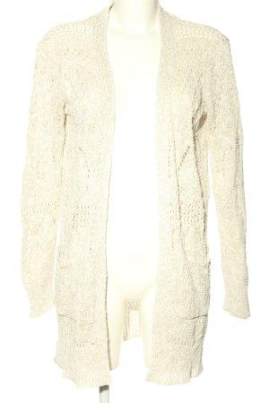 Mavi Szydełkowany sweter kremowy W stylu casual