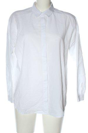 Mavi Hemd-Bluse weiß Casual-Look