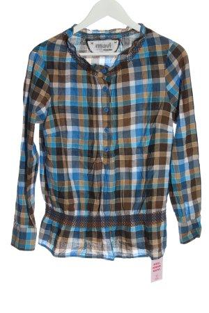 Mavi Shirt Blouse check pattern casual look