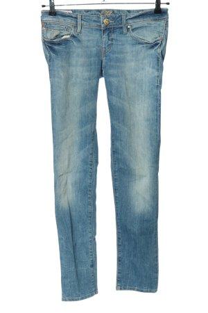Mavi Hüftjeans blau Casual-Look