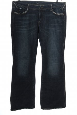 Mavi Low Rise Jeans blue casual look