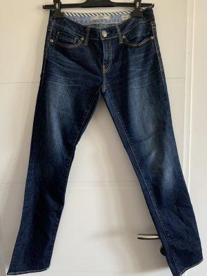 Mavi High Waist Jeans blue