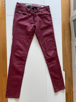 Mavi  Jeans beschichtet Himbeere 27/32