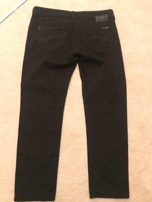 Mavi Jeans Co. 7/8-jeans zwart
