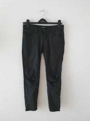 Mavi Jeans Co. Pantalón de cinco bolsillos negro