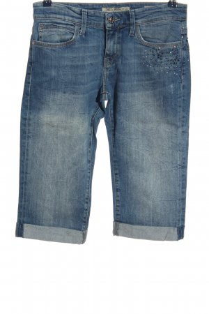 Mavi Jeans Co. 3/4 Jeans blau Casual-Look