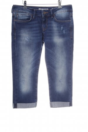 Mavi Jeans Co. 7/8-Hose blau Casual-Look